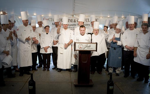 Chef Miller has raised over $1,000,000 for various non-profit organizations.